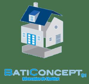 Logo Baticoncept91, votre artisan électricien et plaquiste à Arpajon, Ollainville, Egly et Saint-Germain-lès-Arpajon